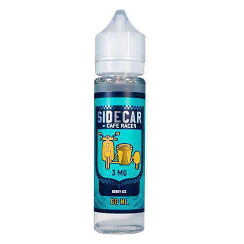 SideCar by Cafe Racer - Berry Ice eJuice