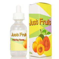 Just Fruits eJuice - Peachy Guava