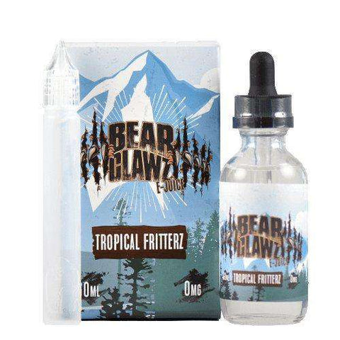 Bear Clawz E-Juice - Tropical Fritterz