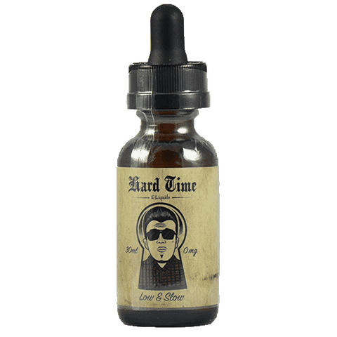 Hard Time E-Liquid - Low & Slow