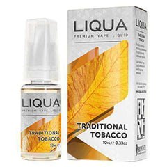 LIQUA eLiquids - Traditional Tobacco