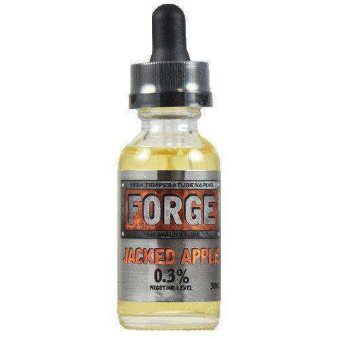 Forge Vapor eLiquids - Jacked Apple
