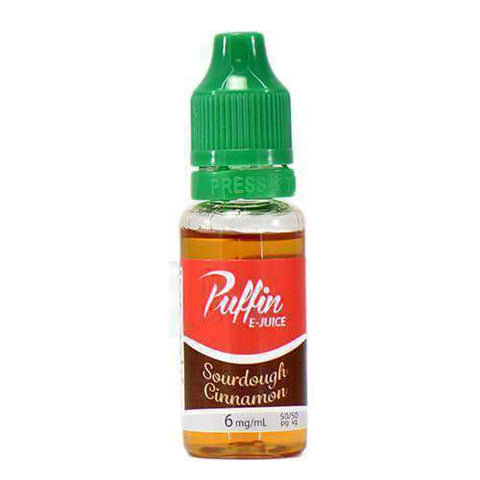 Puffin E-Juice - Sourdough Cinnamon
