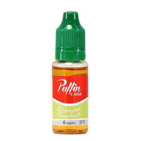 Puffin E-Juice - Lemon Sorbet