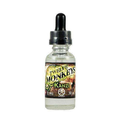 Twelve Monkeys Vapor - Kanzi