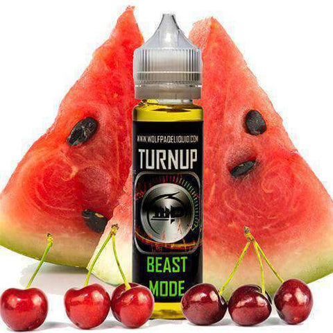 Wolfpaq TurnUp E-Liquid - Beast Mode