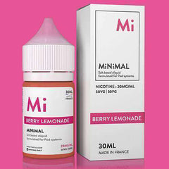 MiNiMAL - Berry Lemonade eJuice