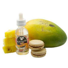 The Macarons Man eJuice - Pine Apple Mango