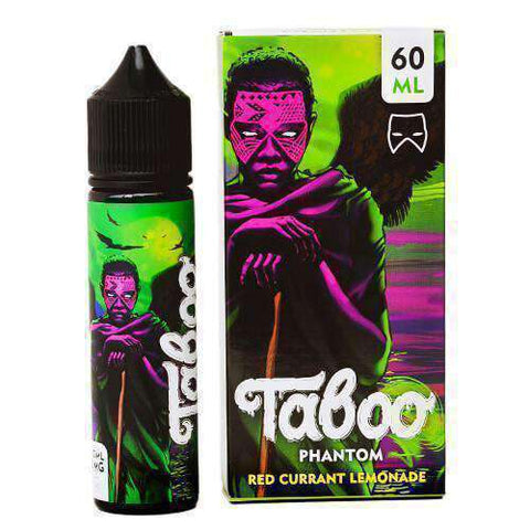 Taboo eLiquid - Phantom