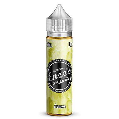 Enzo's Italian Ice - Lemon eJuice