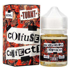 Confused Confections Premium E-Liquids - Turnt
