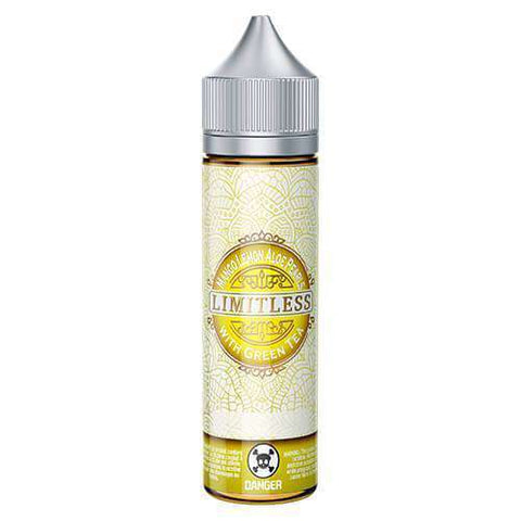 Limitless by West Coast Mixology - Mango Lemon Lime Bobba