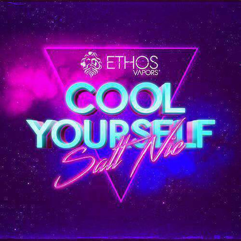 Ethos Vapors SALTS - Cool Yourself