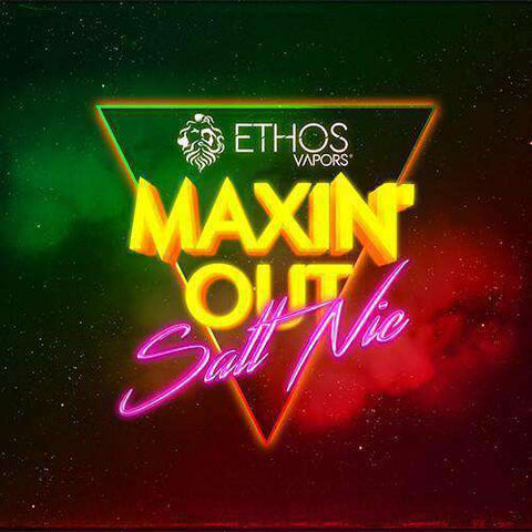 Ethos Vapors SALTS - Maxin' Out