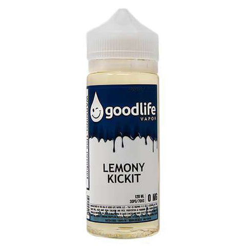 Good Life Vapor - Lemony Kickit