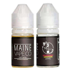 Salt Series by Maine Vape Co - Strawberry Lemonade