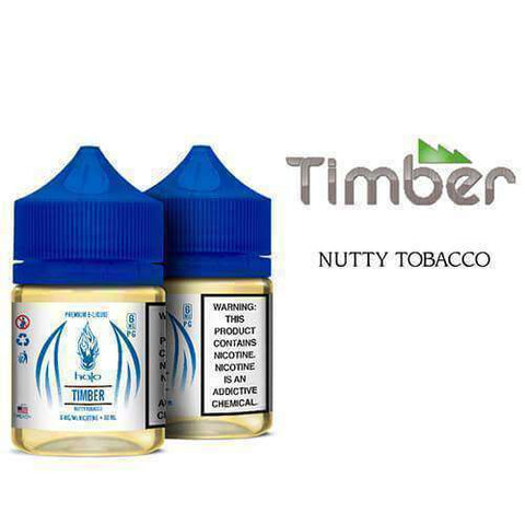 Halo eJuice White Label - Timber