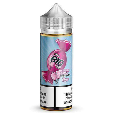 Next Big Thing eJuice - Cotton Candy Hard Candy