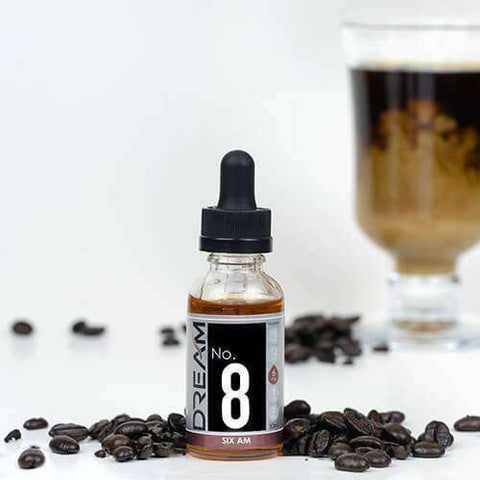Dream E-Juice - #08 Six AM (50% VG)