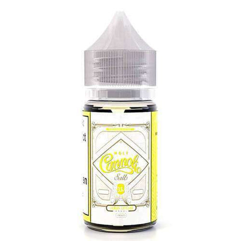 Holy Cannoli eJuice Salts - Lemon Custard Salt
