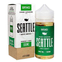 BRWD E-Liquid - Seattle