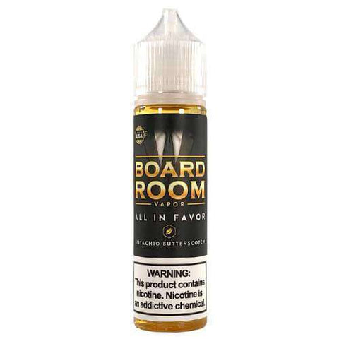 Boardroom Vapor - All In Flavor