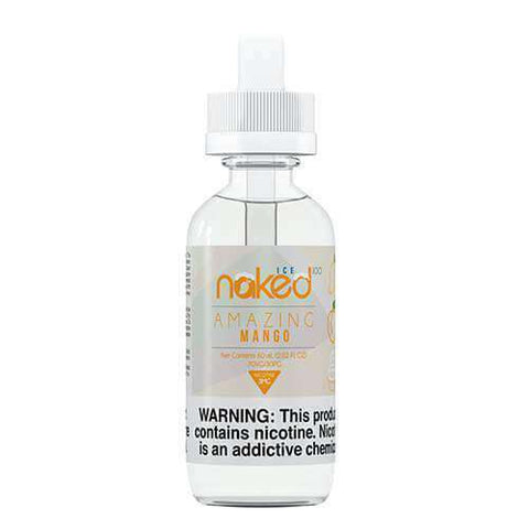 Naked 100 By Schwartz - Amazing Mango ICE