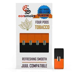 EON Pods - JUUL Compatible Refill Pod - Tobacco (4 Pack)