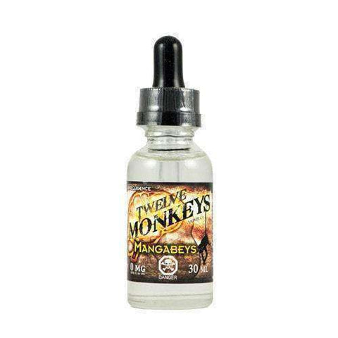 Twelve Monkeys Vapor - Mangabeys