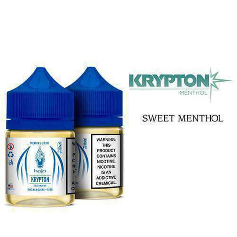 Halo eJuice White Label - Krypton