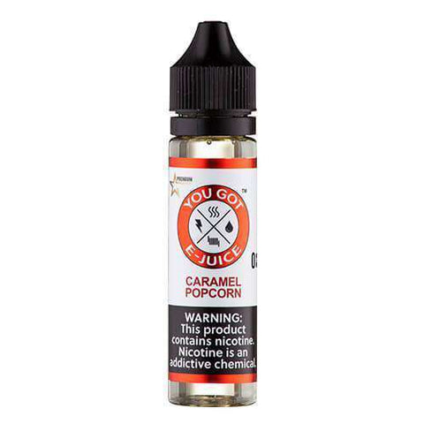 You Got E-Juice - Caramel Popcorn