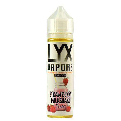 LYX Vapors Paragon Collection - Strawberry Milk