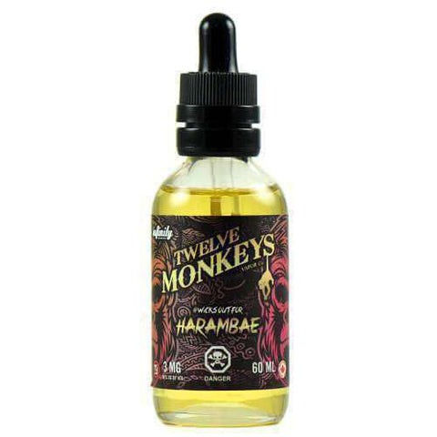 Twelve Monkeys Vapor - Harambae