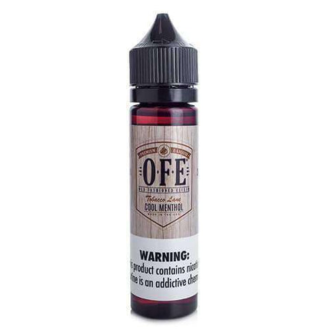 OFE (Old Fashioned Elixir) - Cool Menthol