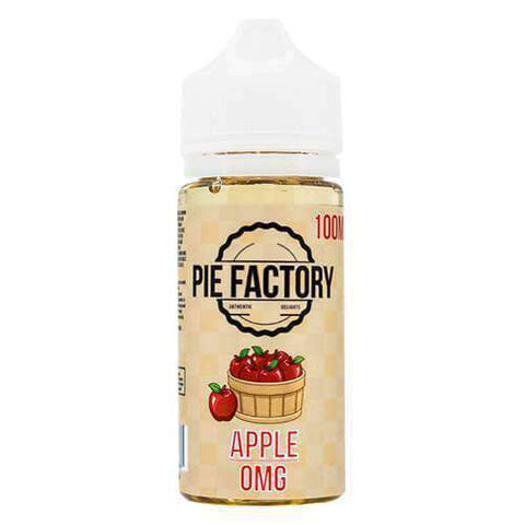 Pie Factory by Tailored Vapors - Apple