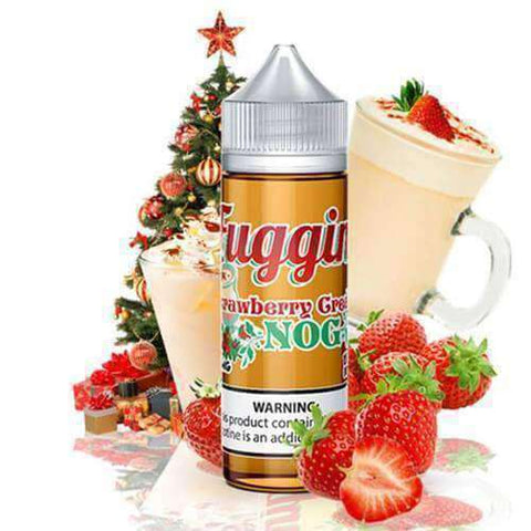 Fuggin eLiquids - Strawberry Cream Nog