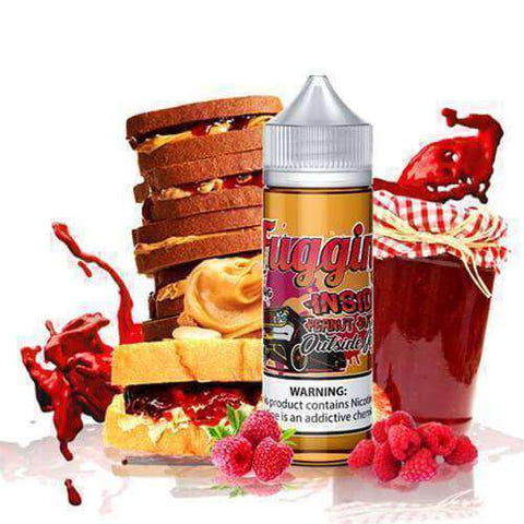 Fuggin eLiquids - Inside Peanut Butter Outside Jelly