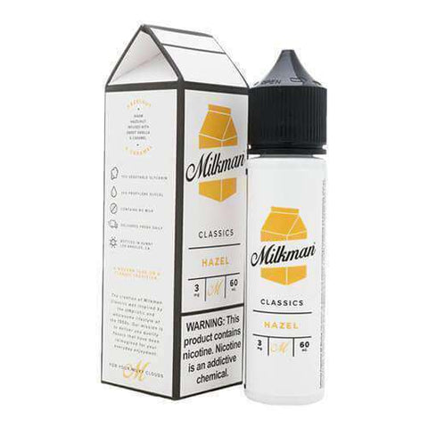 The Milkman eLiquids - Hazel