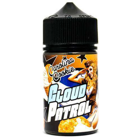 Cloud Patrol eJuice - Carolina Cookie