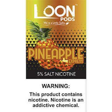 Loon Pods - Juul Compatible Refill Pod - Pineapple Express (5 Pack)