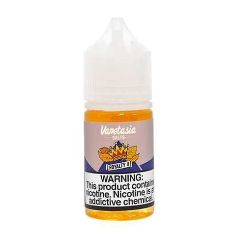 Vapetasia eJuice SALTS - Royalty II