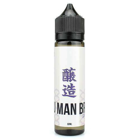 Fu Man Brews eJuice - Sake Swish