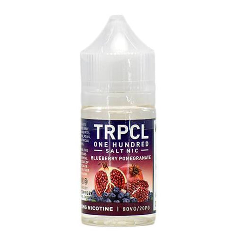 TRPCL 100 Salts - Blueberry Pomegranate Nic Salt