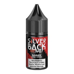 Silverback Juice Co. Nic Salts - Sandy