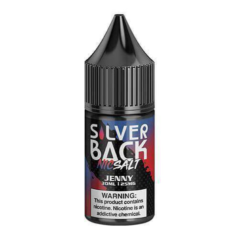 Silverback Juice Co. Nic Salts - Jenny