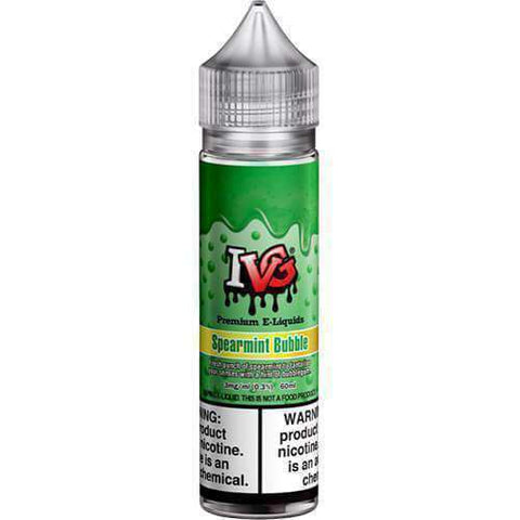 IVG Premium E-Liquids - Spearmint Bubble