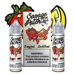 Savage Patch by Pod Juice - Straw Lemon