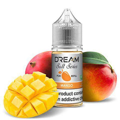 Dream E-Juice Salt Series - Mango Pod Refill
