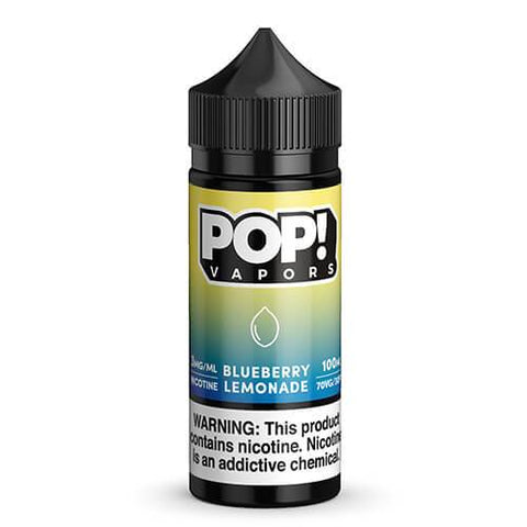 POP! Vapors Fruit - Blueberry Lemonade eJuice