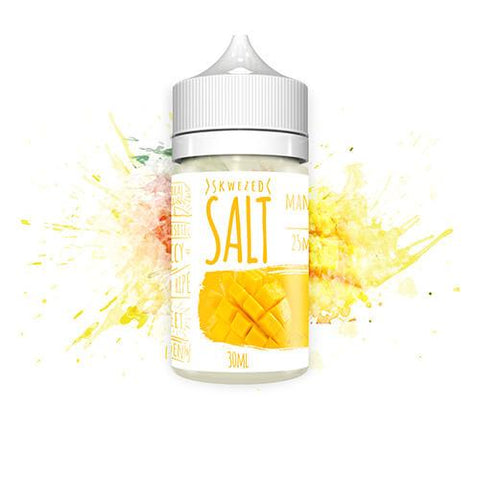 Skwezed eJuice SALTS - Mango